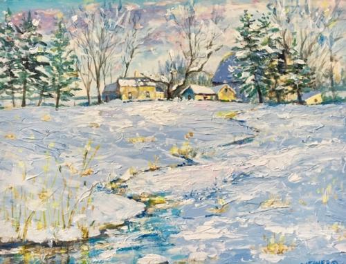 Snow Field, ed_em