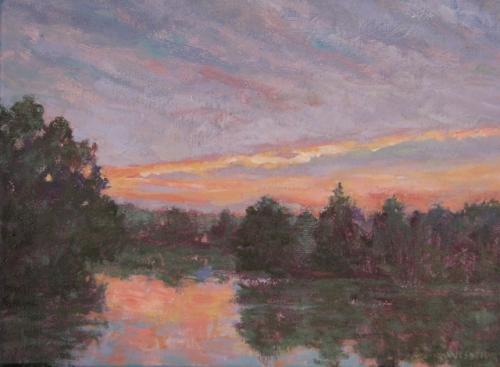 Evening Palette, em, Wesner