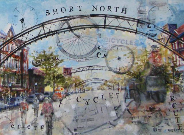 Short North Cycling, ed2_em