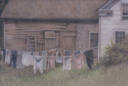 A Good Drying Day, ed, email