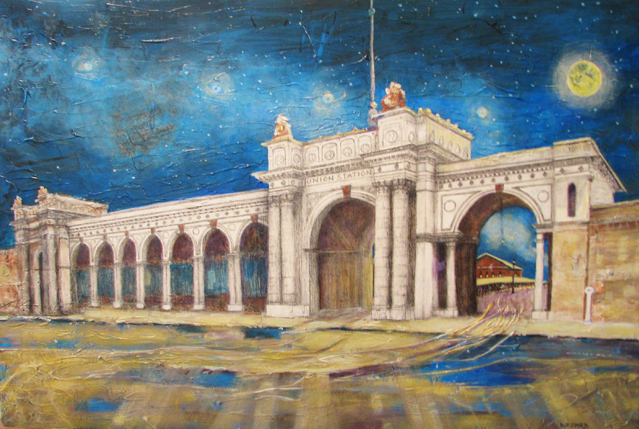 Union Station:Study in Time