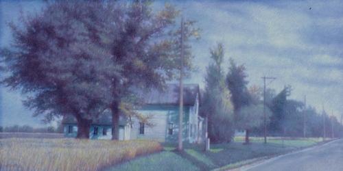 House at Fields Edge 1, ed em